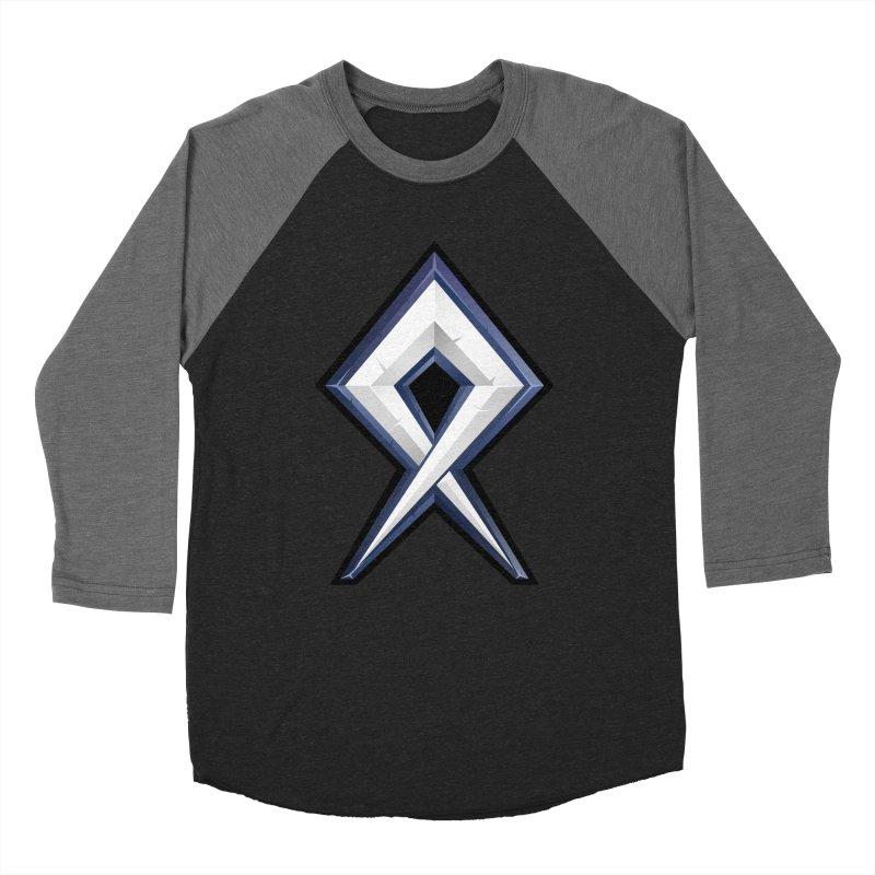 BDcraft Rune Men's Baseball Triblend Longsleeve T-Shirt by BDcraft Shop
