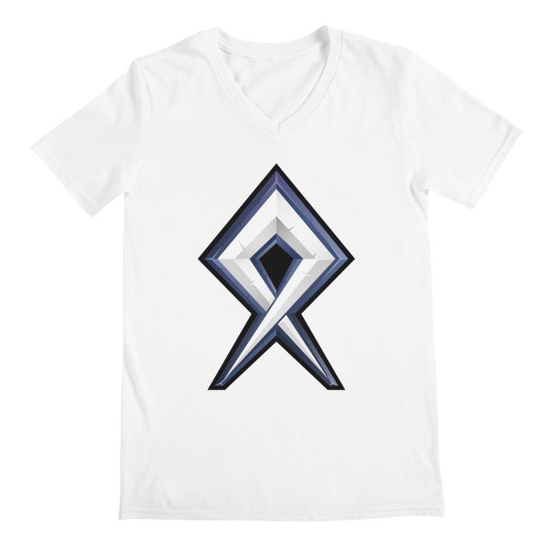 BDcraft Rune Men's V-Neck by BDcraft Shop