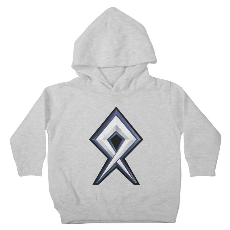 BDcraft Rune Kids Toddler Pullover Hoody by BDcraft Shop