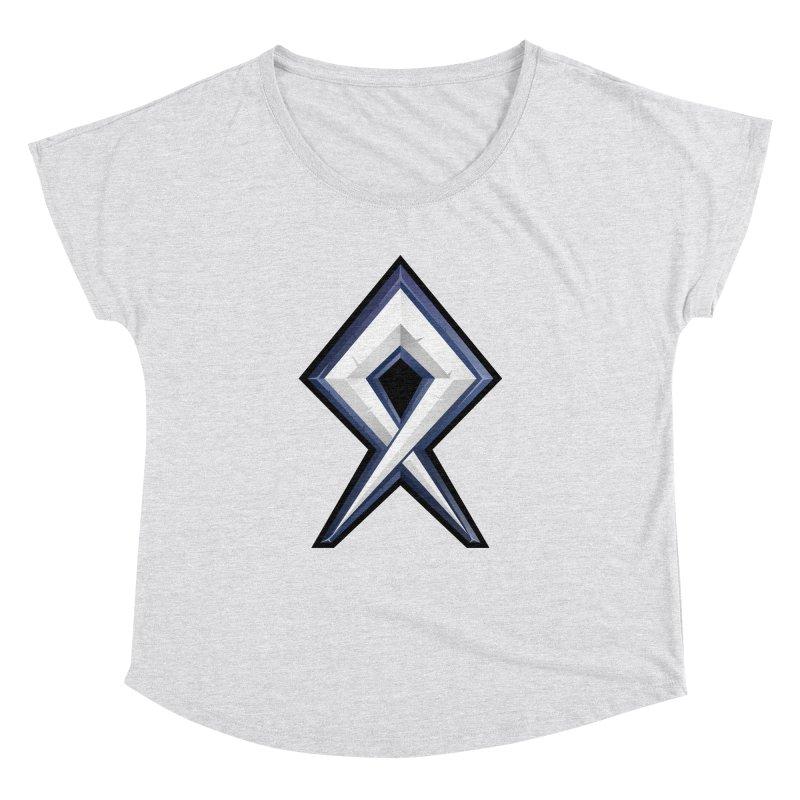 BDcraft Rune Women's Dolman Scoop Neck by BDcraft Shop
