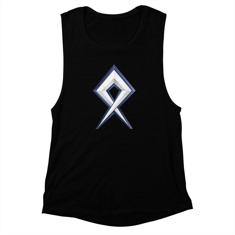 BDcraft Rune Women's Muscle Tank by BDcraft Shop