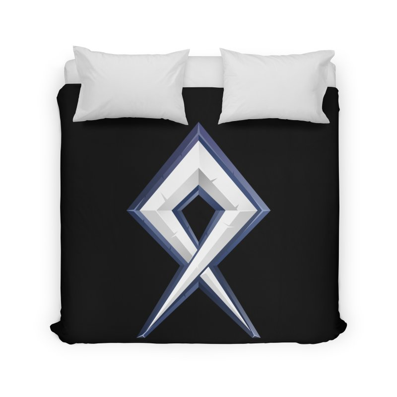 BDcraft Rune Home Duvet by BDcraft Shop