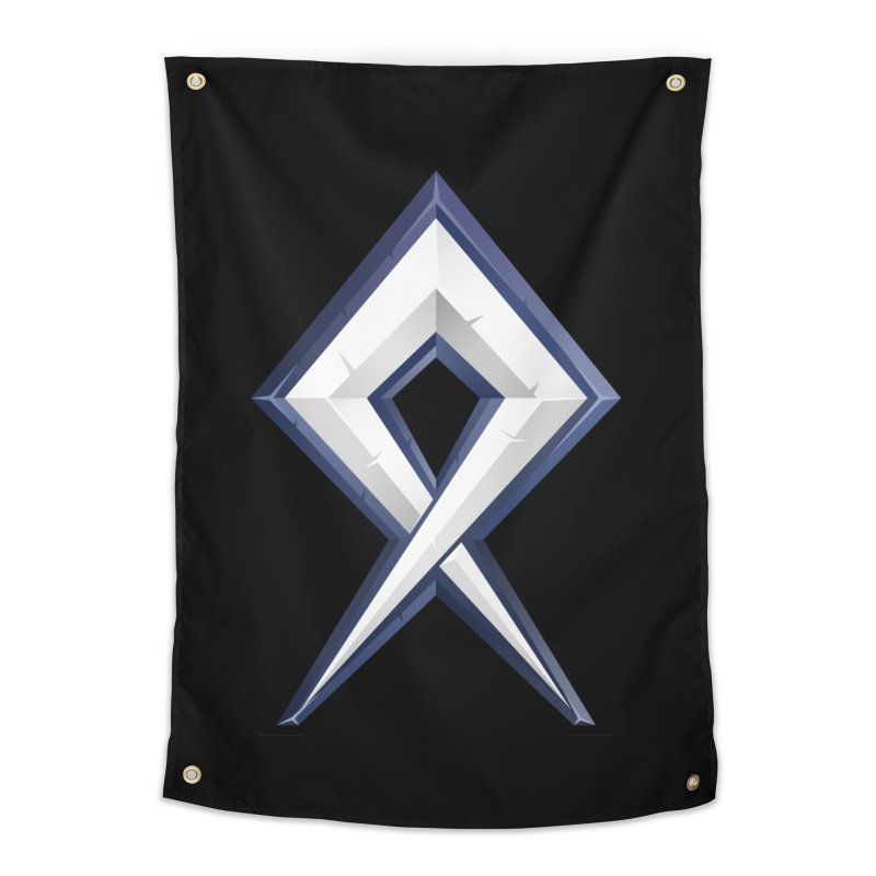 BDcraft Rune Home Tapestry by BDcraft Shop