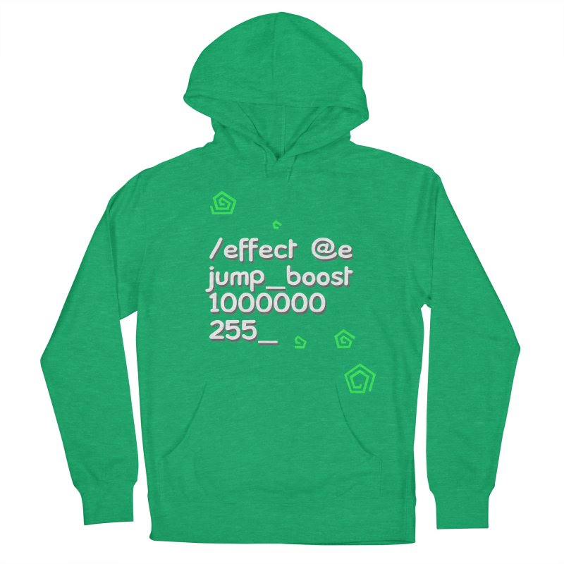 Command Disable Fall Damages Men's French Terry Pullover Hoody by BDcraft Shop