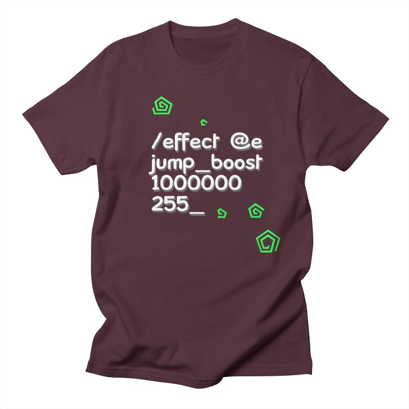 Command Disable Fall Damages Women's T-Shirt by BDcraft Shop