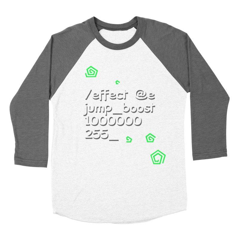 Command Disable Fall Damages Men's Baseball Triblend Longsleeve T-Shirt by BDcraft Shop