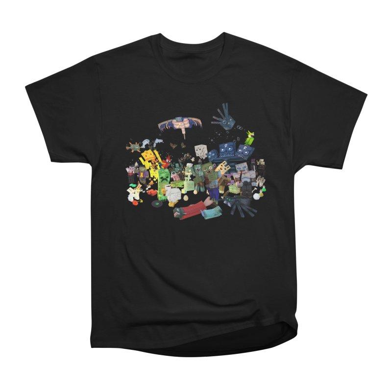 PureBDcraft family Men's Heavyweight T-Shirt by BDcraft Shop