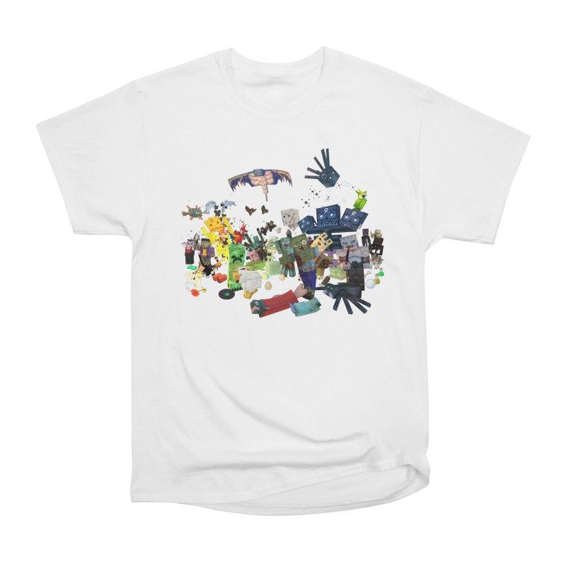 PureBDcraft family Women's Heavyweight Unisex T-Shirt by BDcraft Shop