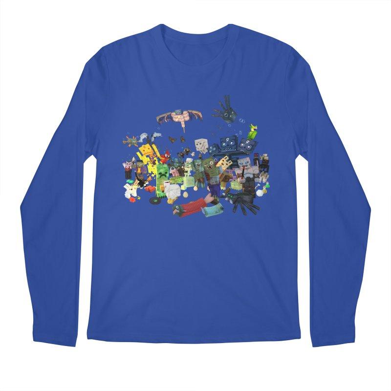 PureBDcraft family Men's Regular Longsleeve T-Shirt by BDcraft Shop