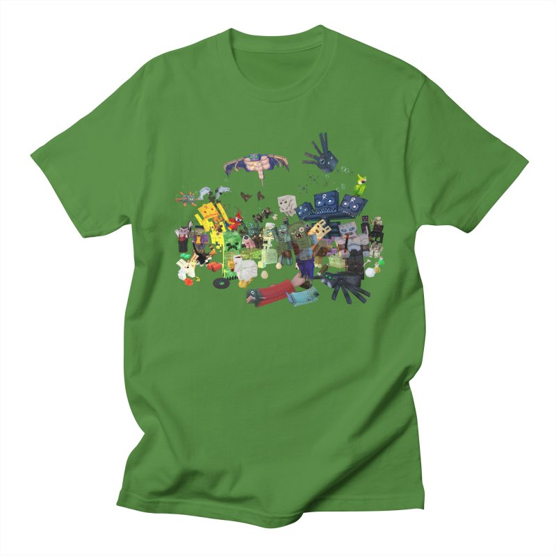 PureBDcraft family Women's Regular Unisex T-Shirt by BDcraft Shop