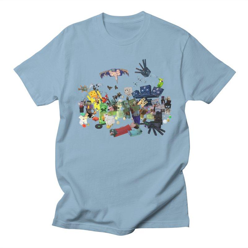 PureBDcraft family Men's Regular T-Shirt by BDcraft Shop