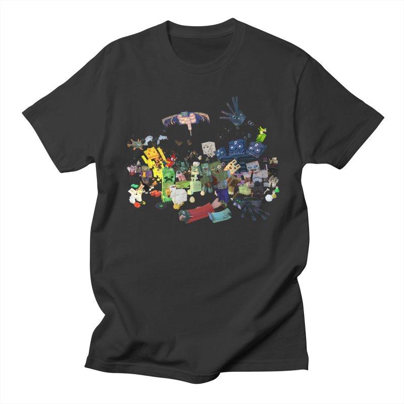 PureBDcraft family Men's T-Shirt by BDcraft Shop