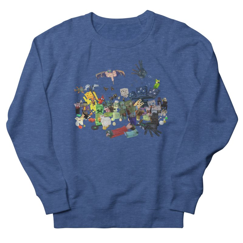 PureBDcraft family Women's French Terry Sweatshirt by BDcraft Shop