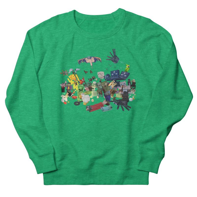 PureBDcraft family Men's French Terry Sweatshirt by BDcraft Shop