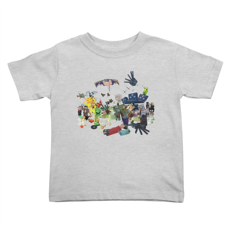 PureBDcraft family Kids Toddler T-Shirt by BDcraft Shop