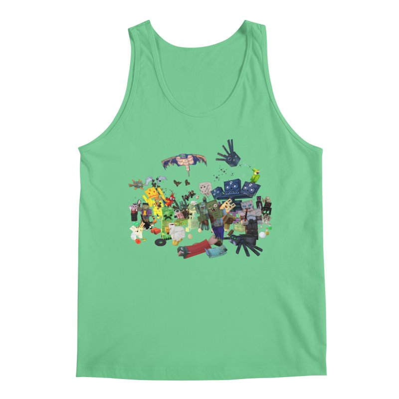 PureBDcraft family Men's Tank by BDcraft Shop