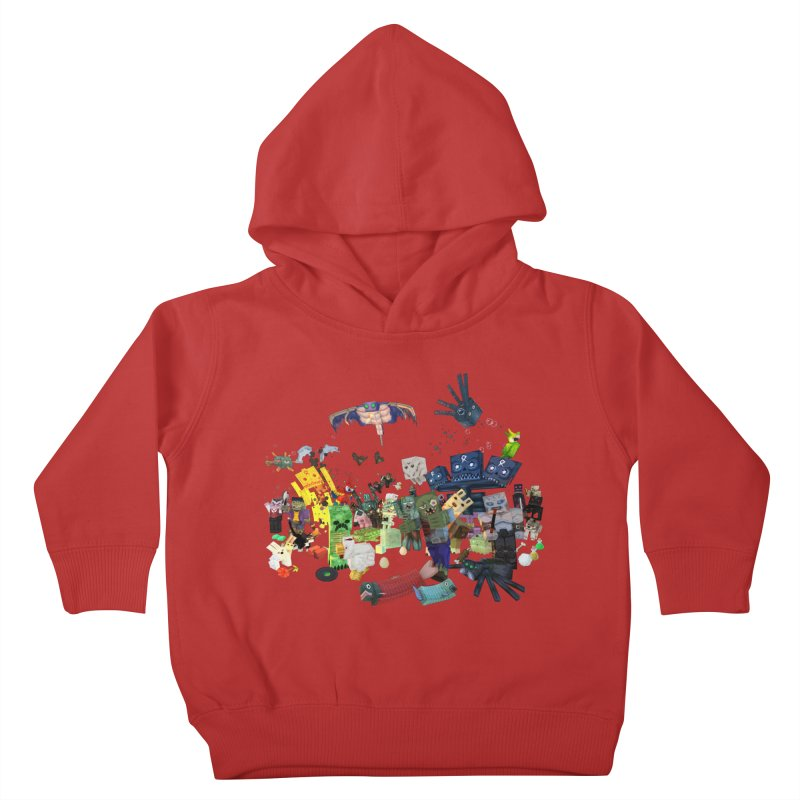 PureBDcraft family Kids Toddler Pullover Hoody by BDcraft Shop