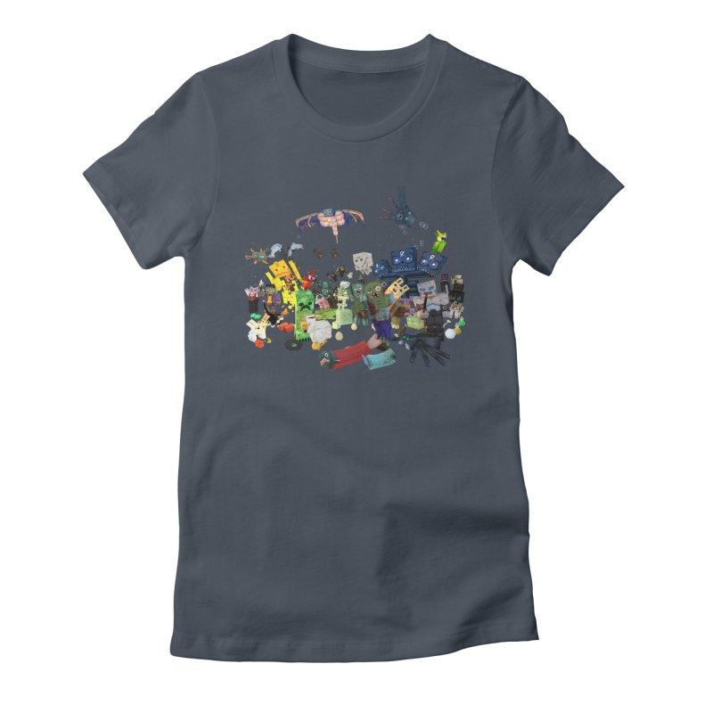 PureBDcraft family Women's T-Shirt by BDcraft Shop