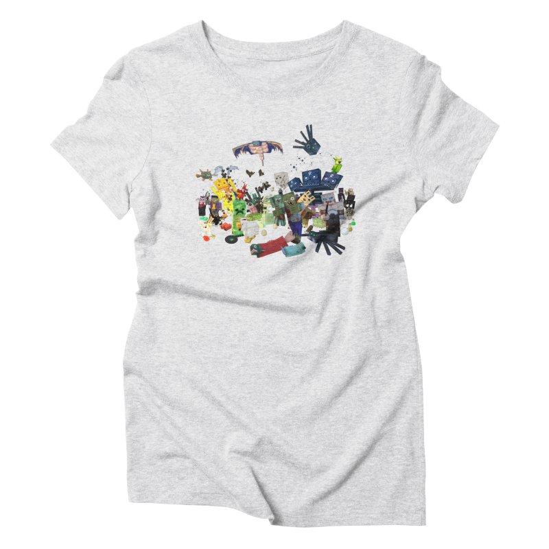 PureBDcraft family Women's Triblend T-Shirt by BDcraft Shop