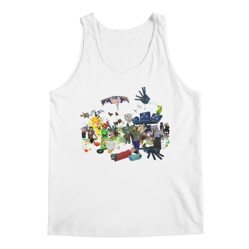 PureBDcraft family Men's Regular Tank by BDcraft Shop
