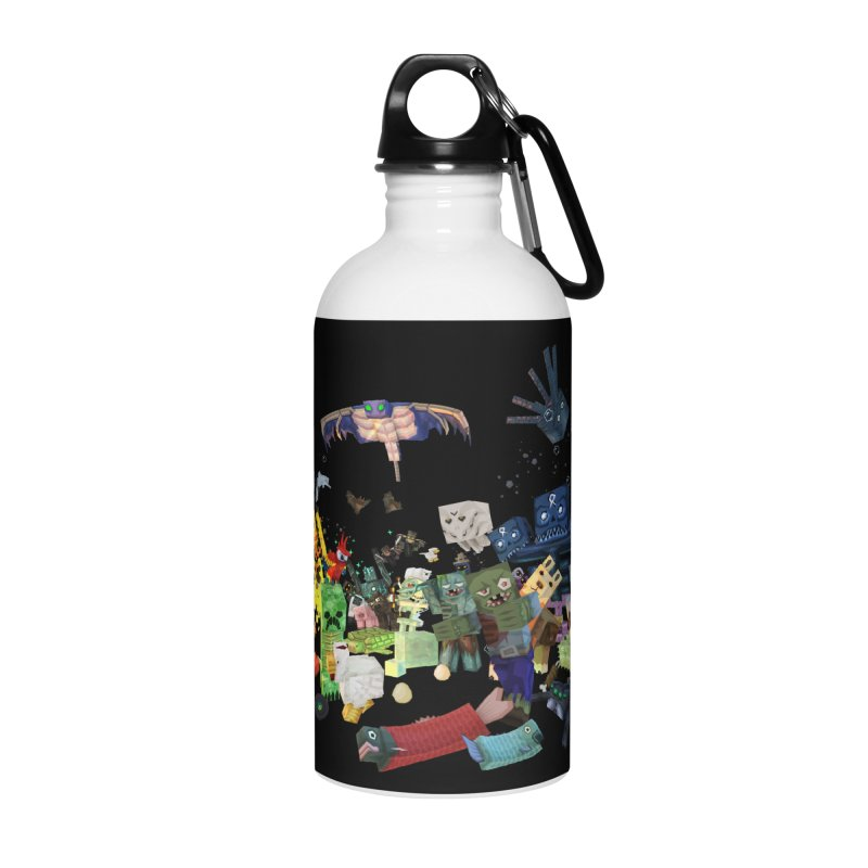 PureBDcraft family Accessories Water Bottle by BDcraft Shop