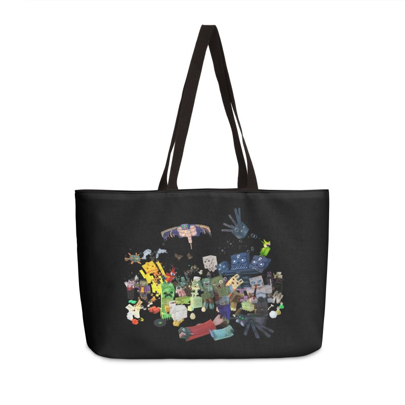 PureBDcraft family Accessories Weekender Bag Bag by BDcraft Shop