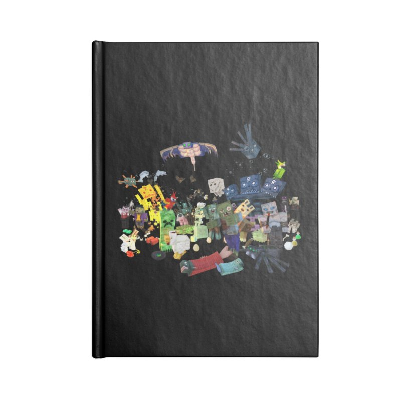 PureBDcraft family Accessories Notebook by BDcraft Shop