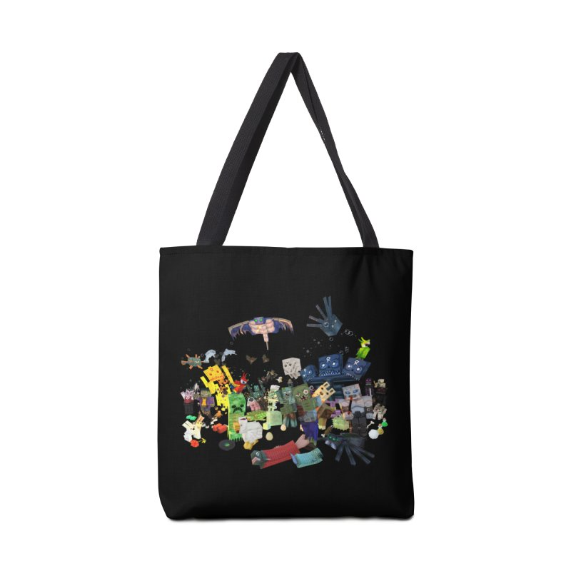 PureBDcraft family Accessories Tote Bag Bag by BDcraft Shop