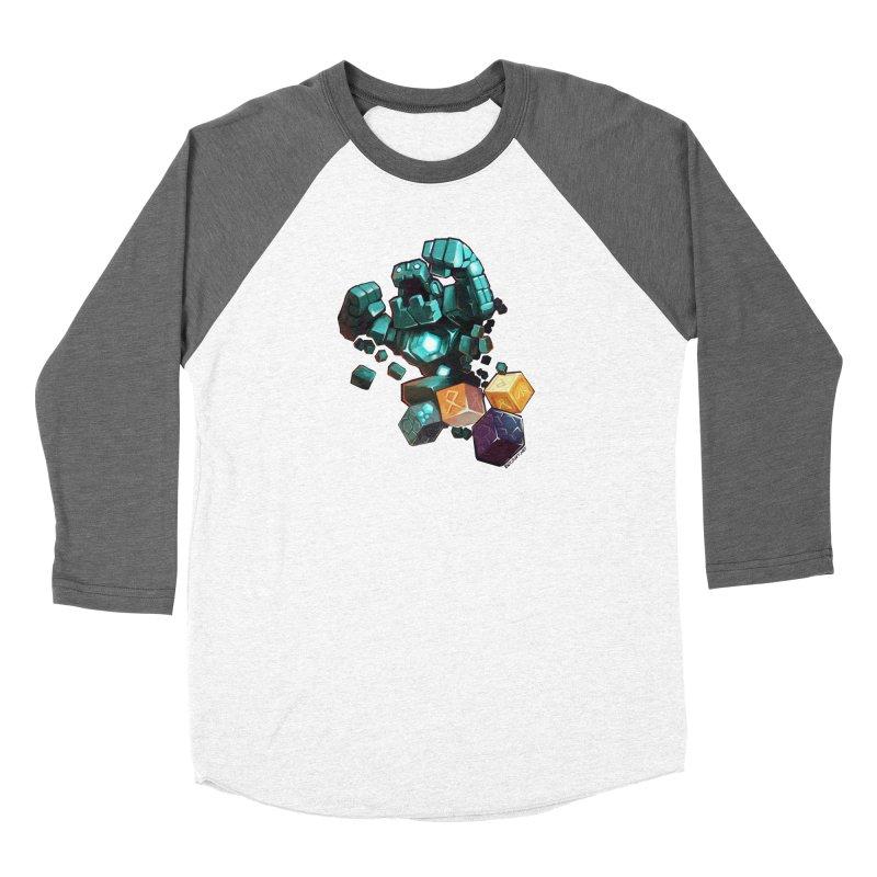 PureBDcraft Golem Women's Longsleeve T-Shirt by BDcraft Shop