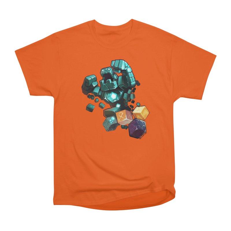 PureBDcraft Golem Men's Heavyweight T-Shirt by BDcraft Shop