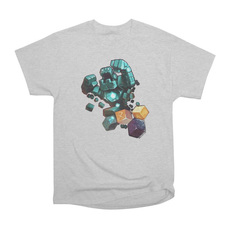 PureBDcraft Golem Men's T-Shirt by BDcraft Shop