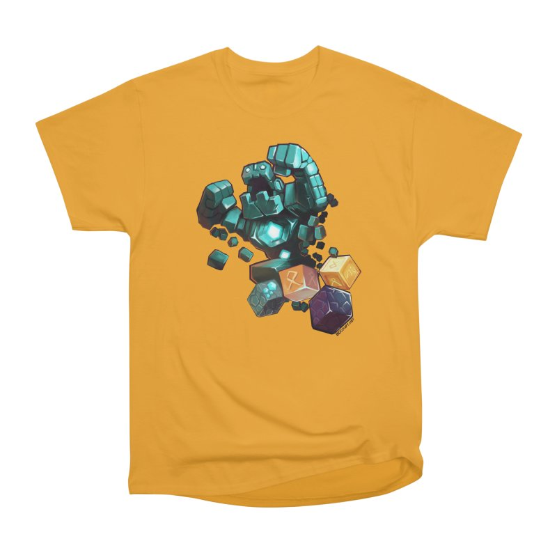 PureBDcraft Golem Women's Heavyweight Unisex T-Shirt by BDcraft Shop
