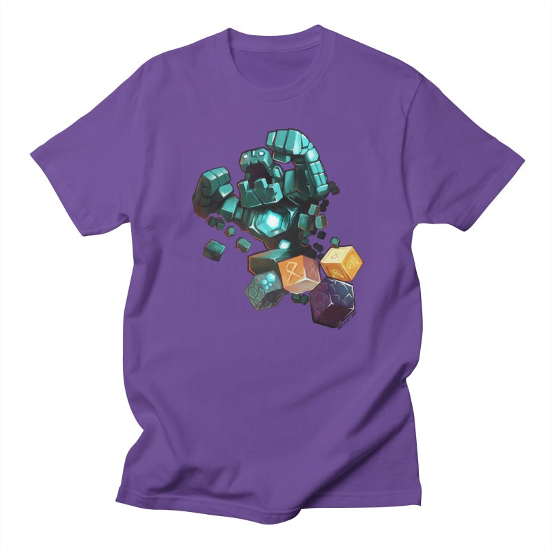 PureBDcraft Golem Women's Regular Unisex T-Shirt by BDcraft Shop