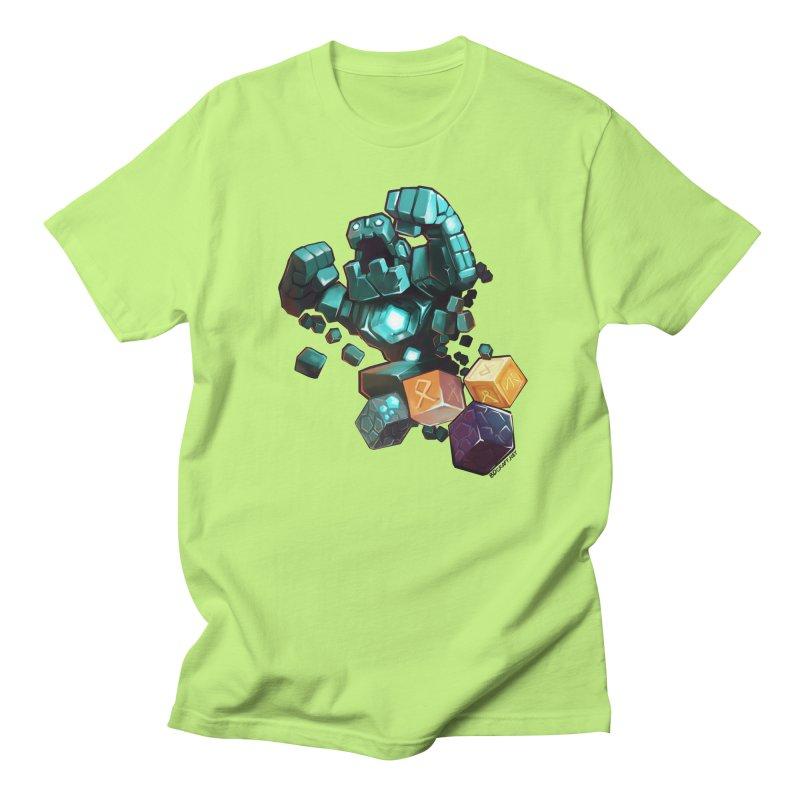 PureBDcraft Golem Men's Regular T-Shirt by BDcraft Shop