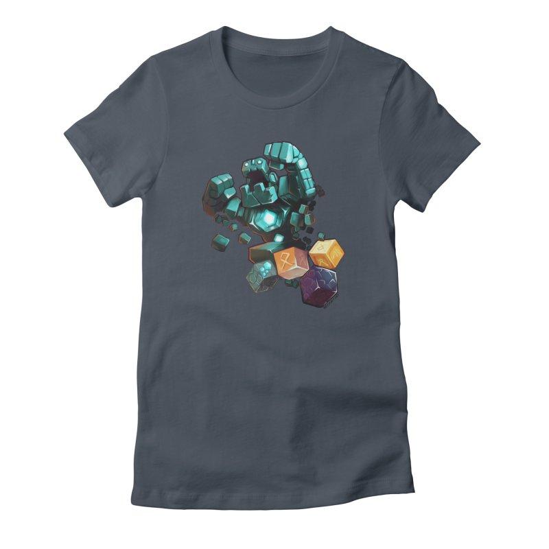 PureBDcraft Golem Women's T-Shirt by BDcraft Shop