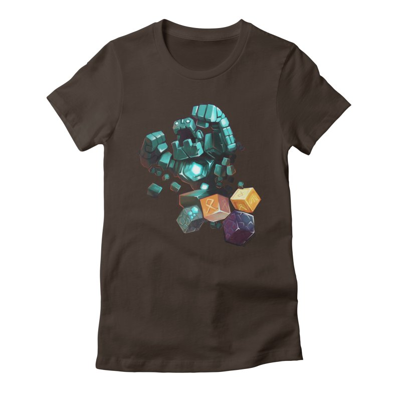PureBDcraft Golem Women's T-Shirt by BDcraft Shop
