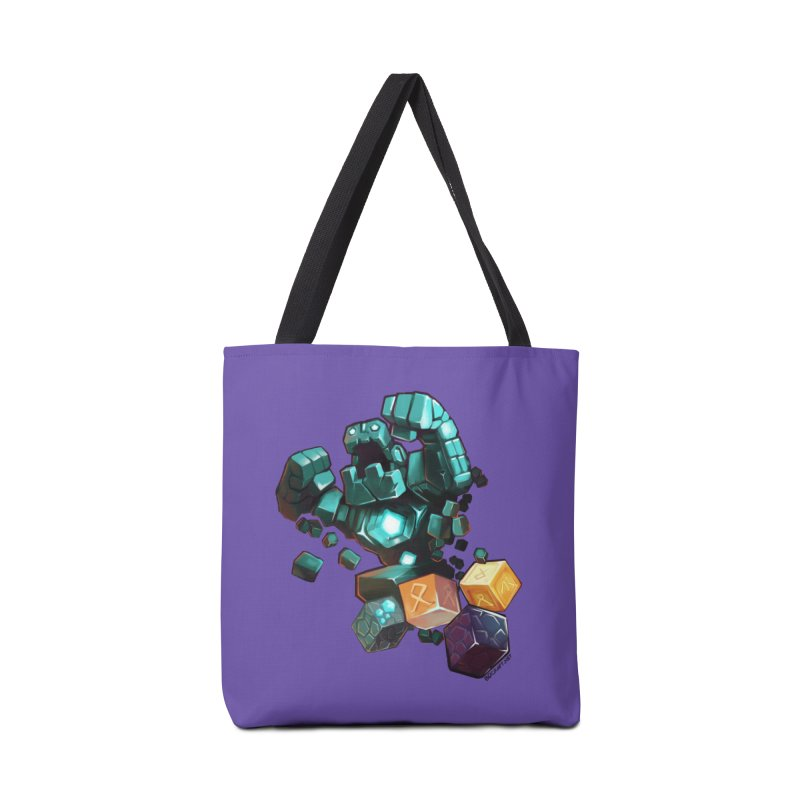 PureBDcraft Golem Accessories Tote Bag Bag by BDcraft Shop