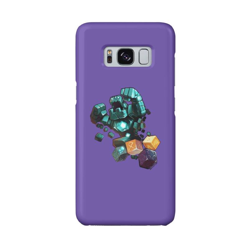 PureBDcraft Golem Accessories Phone Case by BDcraft Shop