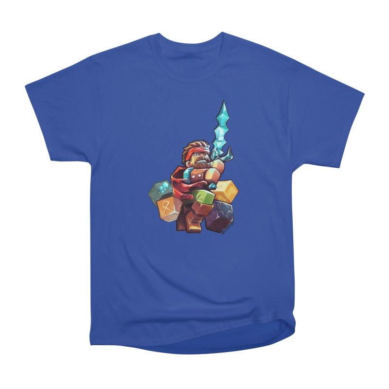PureBDcraft Hero Women's Heavyweight Unisex T-Shirt by BDcraft Shop