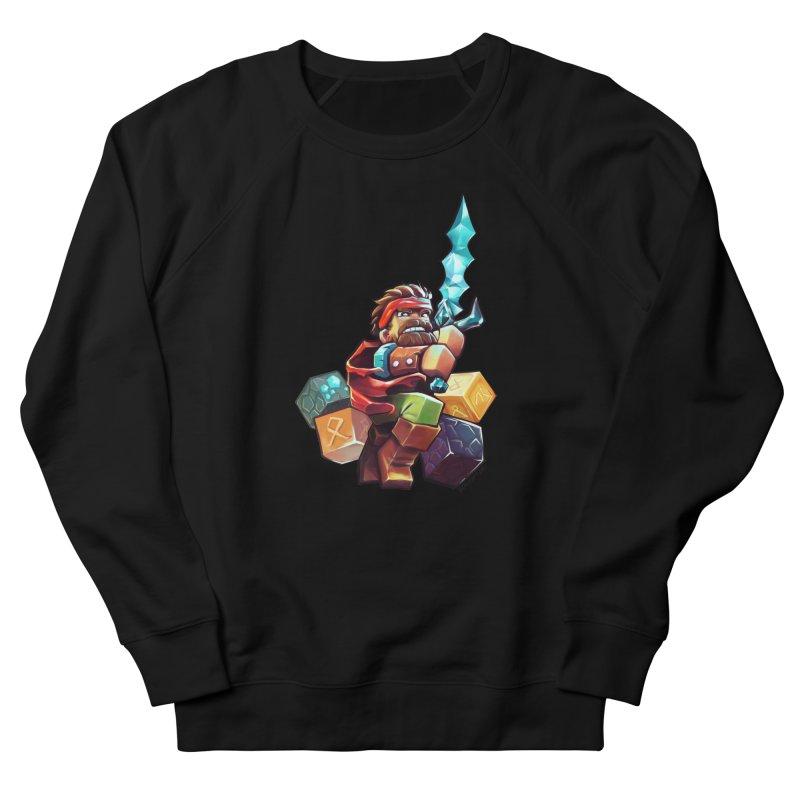 PureBDcraft Hero Women's French Terry Sweatshirt by BDcraft Shop