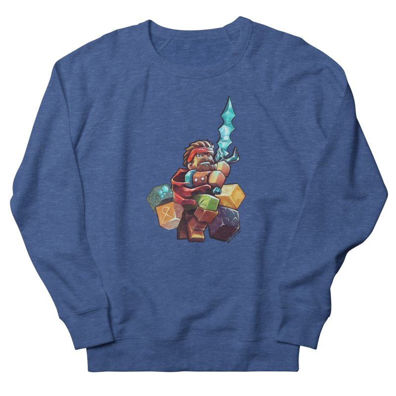 PureBDcraft Hero Men's Sweatshirt by BDcraft Shop