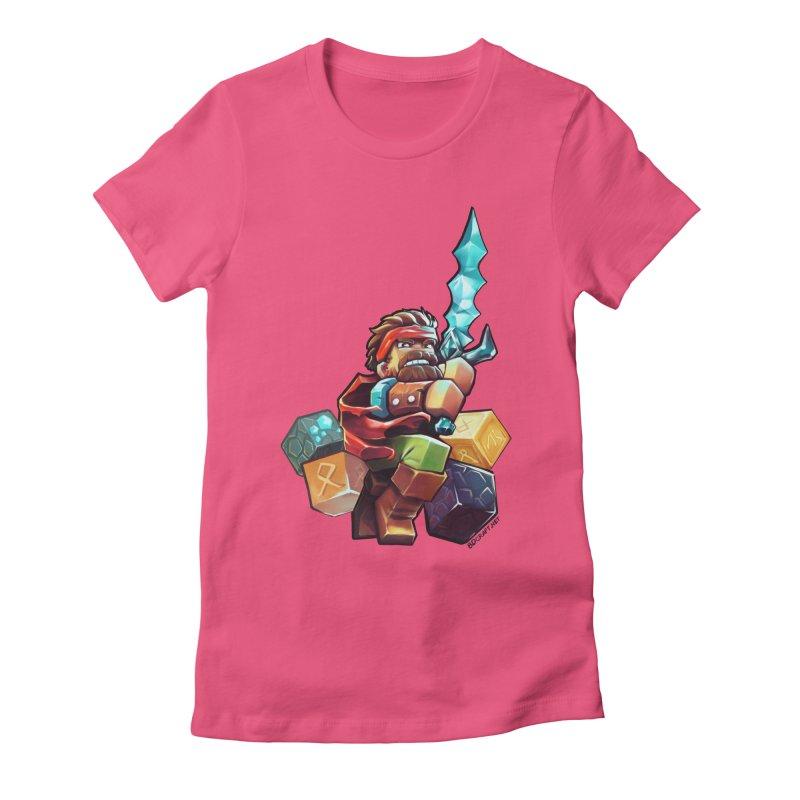 PureBDcraft Hero Women's T-Shirt by BDcraft Shop