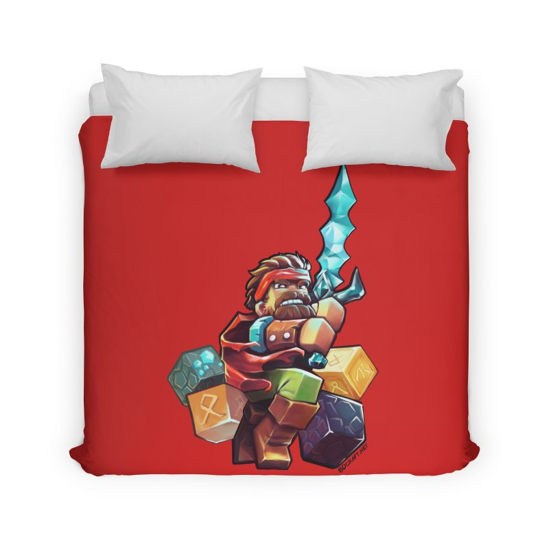 PureBDcraft Hero Home Duvet by BDcraft Shop