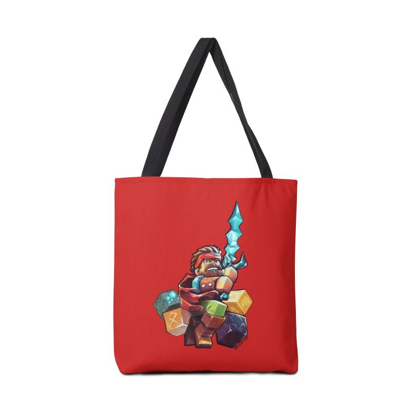 PureBDcraft Hero Accessories Tote Bag Bag by BDcraft Shop