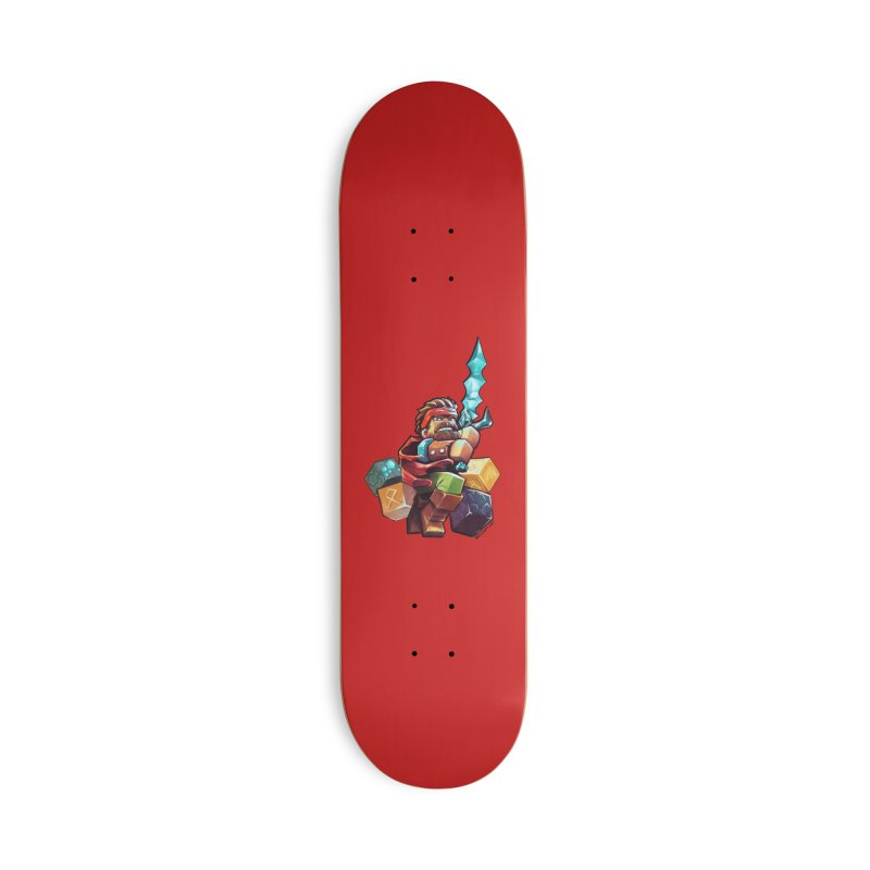 PureBDcraft Hero Accessories Skateboard by BDcraft Shop