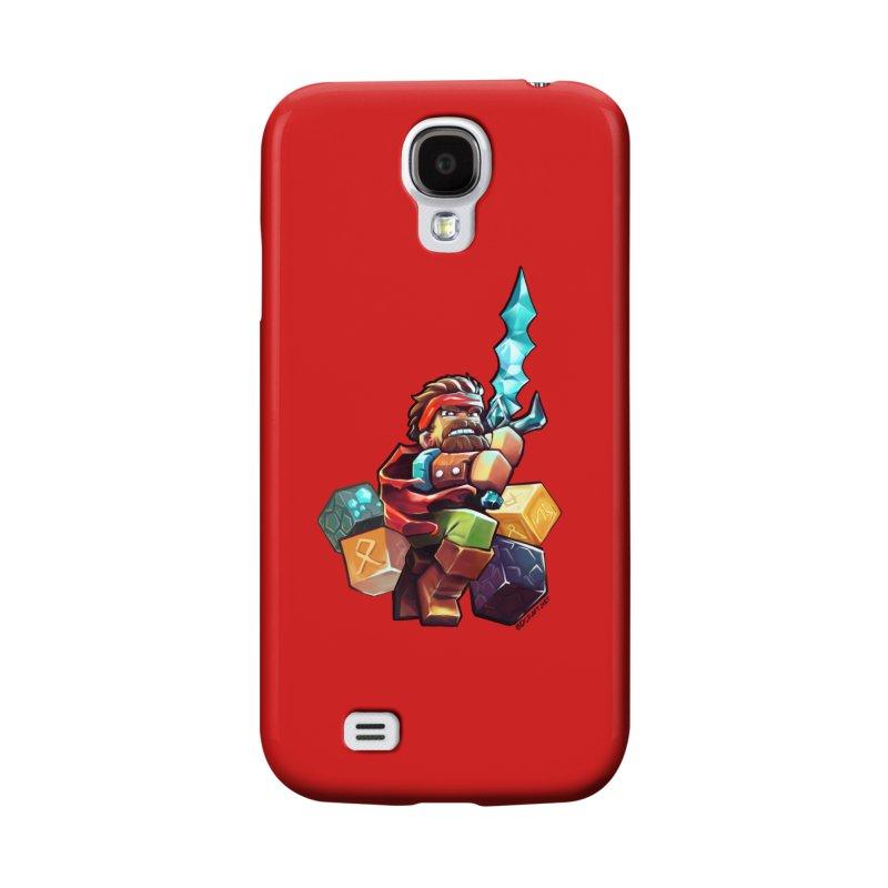 PureBDcraft Hero Accessories Phone Case by BDcraft Shop