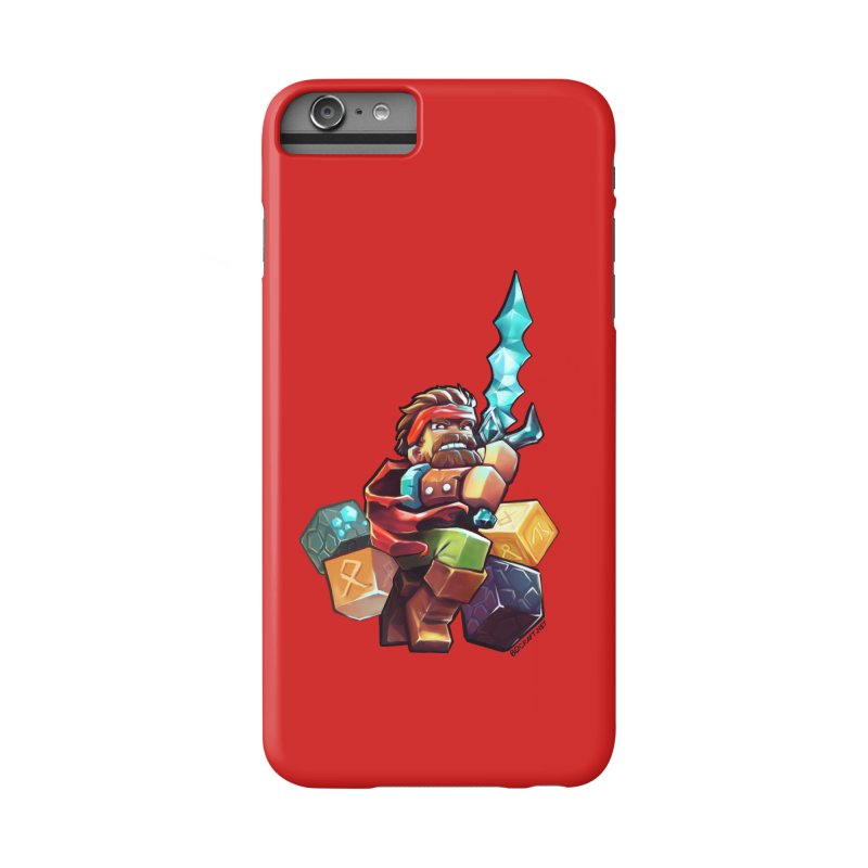 PureBDcraft Hero Accessories Phone Case by BDcraft Shop