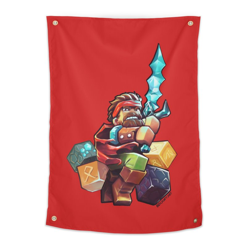 PureBDcraft Hero Home Tapestry by BDcraft Shop