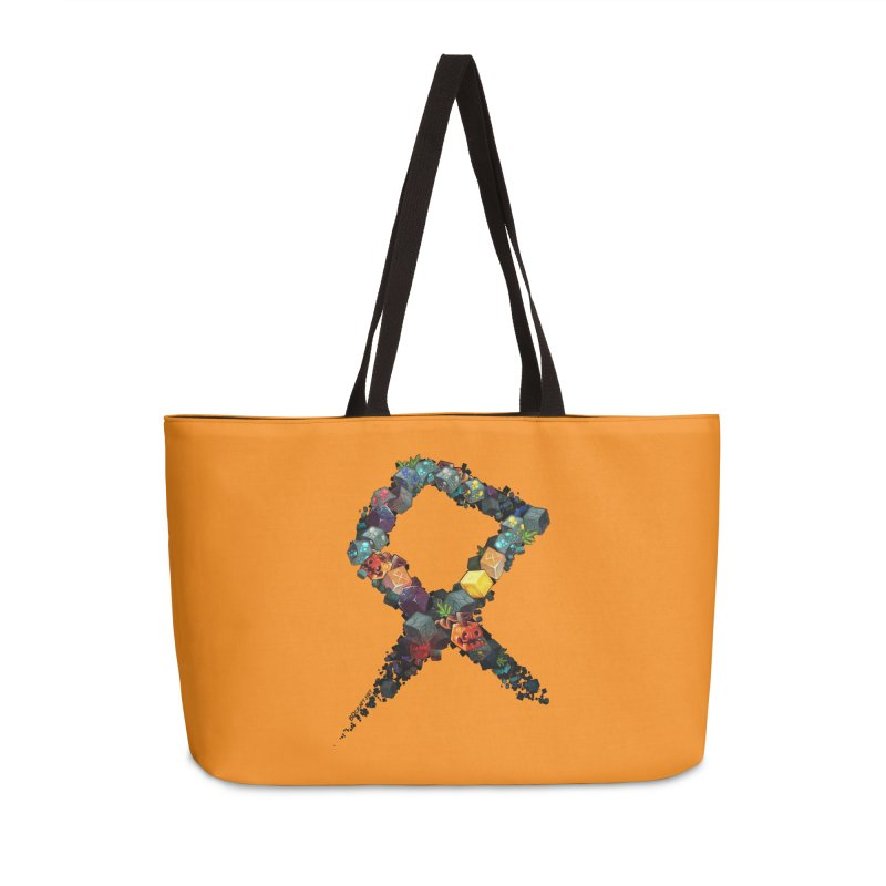 BDcraft Rune of blocks Accessories Bag by BDcraft Shop