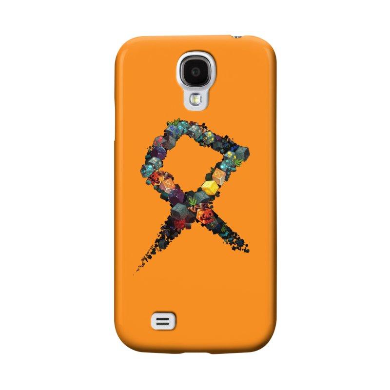 BDcraft Rune of blocks Accessories Phone Case by BDcraft Shop
